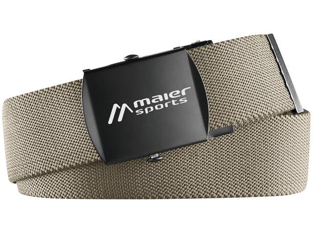 Maier Sports Tech Cinturón, beige